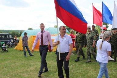 Глава поселка Ященко Виктор Борисович